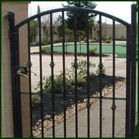 Wrought Iron Amador