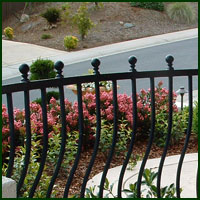 Wrought Iron Railings Stockton