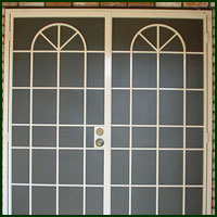 Stockton, Iron Doors