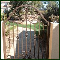 Davis, Driveway Gates