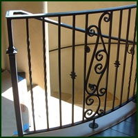 Wrought Iron Lodi